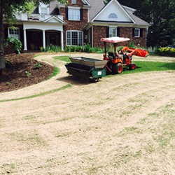 TOPDRESSING END